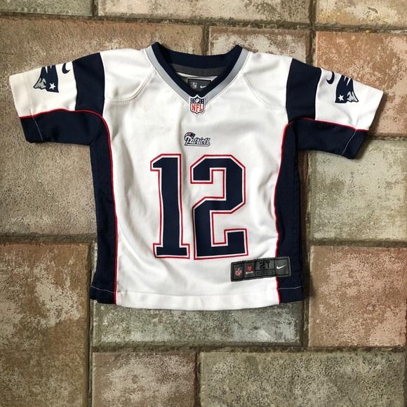 Tom Brady toddler jersey